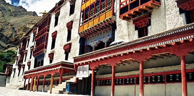 Hemis Gompa Ladakh