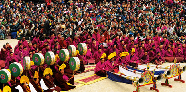 Losar Festival Ladakh