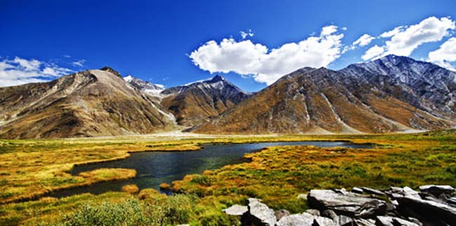 Rangdum Valley