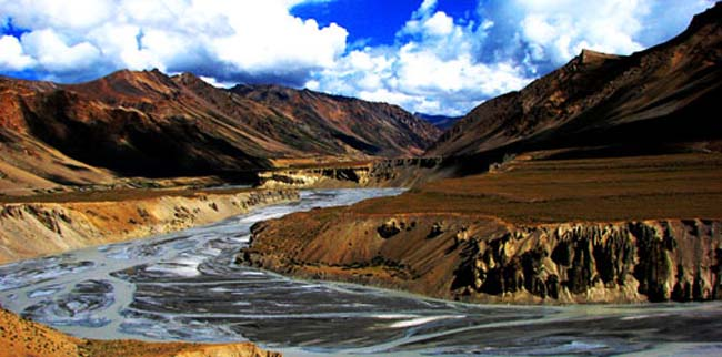 Ladakh Valleys