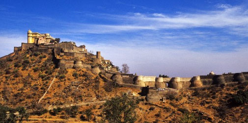 Forts of Rajasthan, India