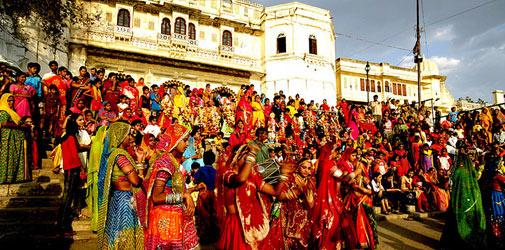 Gangaur Festival Rajathan