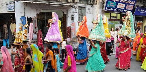 Mewar Festival Udaipur